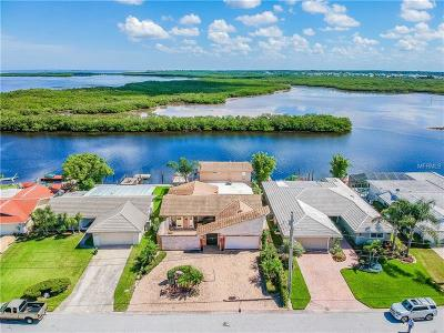 New Port Richey Single Family Home For Sale: 5549 Bowline Bend