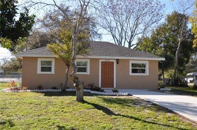 Seminole FL Single Family Home For Sale: $168,000