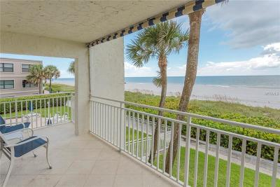 Pinellas County Rental For Rent: 3400 Gulf Boulevard #201