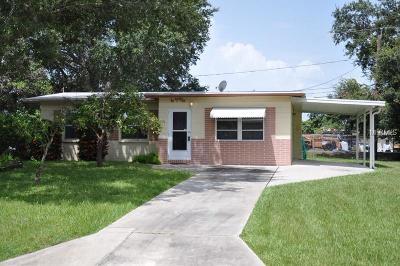 Seminole Single Family Home For Sale: 6496 Gem Lane