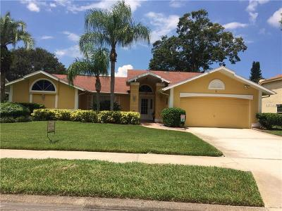 Palm Harbor Single Family Home For Sale: 2800 Resnik Circle W