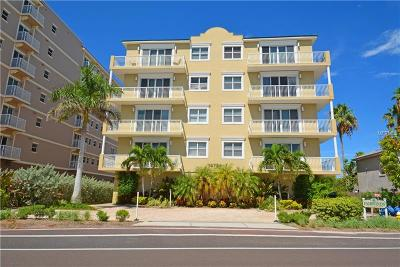 Indian Shores Condo For Sale: 19734 Gulf Boulevard #401