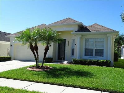 Single Family Home For Sale: 5635 Terrain De Golf Drive