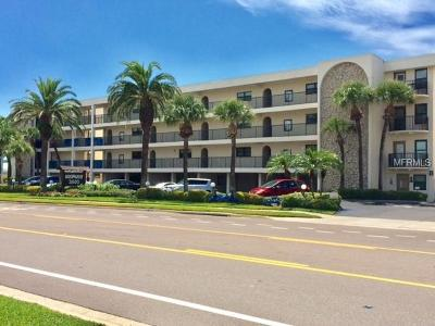 Belleair Beach Condo For Sale: 3500 Gulf Boulevard #308