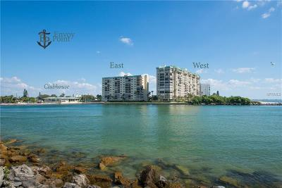 St Pete Beach Condo For Sale: 7100 Sunset Way #409