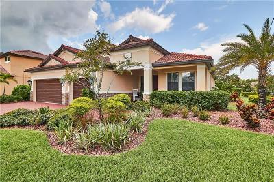Palm Harbor Single Family Home For Sale: 4622 Grand Lakeside Drive