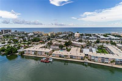 St Pete Beach Condo For Sale: 6061 2nd Street E #59