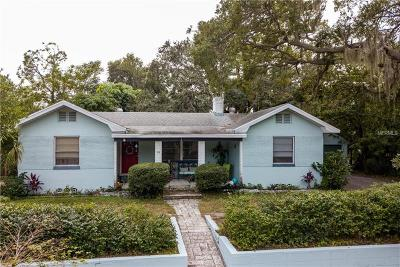 Belleair Single Family Home For Sale: 515 Belleview Boulevard