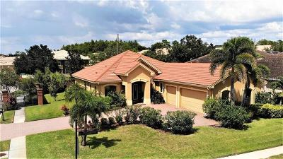Palm Harbor Single Family Home For Sale: 2561 Grand Lakeside Drive