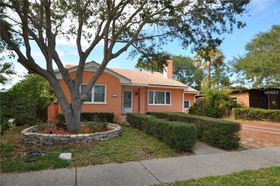 Single Family Home For Sale: 852 Narcissus Avenue