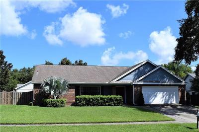 Palm Harbor Single Family Home For Sale: 3531 Ermine Path