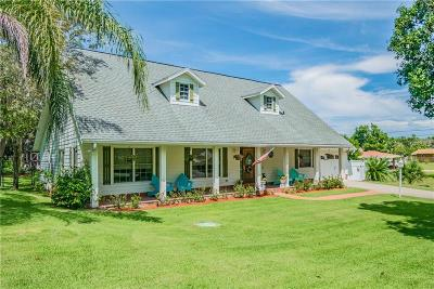 Tarpon Springs Single Family Home For Sale: 1226 N Florida Avenue