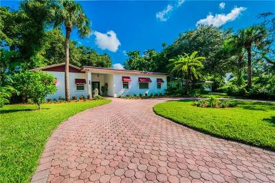 St Petersburg Single Family Home For Sale: 8239 26th Avenue N
