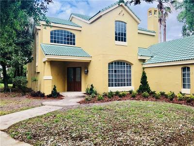 Winter Park Single Family Home For Sale: 4027 Gilder Rose Place