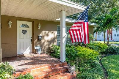 St Petersburg Single Family Home For Sale: 144 Snell Isle Boulevard NE