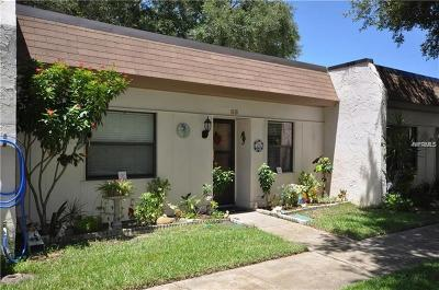 Clearwater Villa For Sale: 1618 Flint Drive E