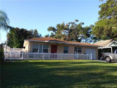 Clearwater Single Family Home For Sale: 1621 Grove Street