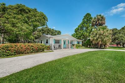 Indian Rocks Beach Single Family Home For Sale: 2700 1st Street