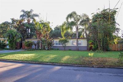 Single Family Home For Sale: 2809 Touraine Avenue