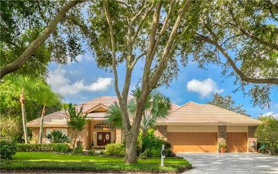 Palm Harbor Single Family Home For Sale: 2184 Pinnacle Circle S