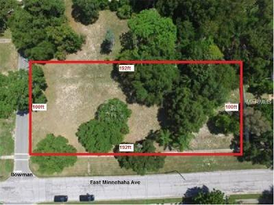 Clermont Residential Lots & Land For Sale: 285 E Minnehaha Avenue