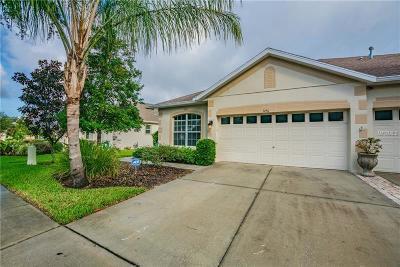 Apollo Beach Villa For Sale: 7450 Surrey Pines Drive