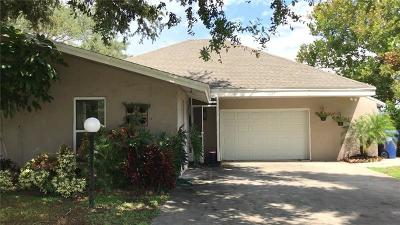 Clearwater Single Family Home For Sale: 1647 Summerdale Drive S