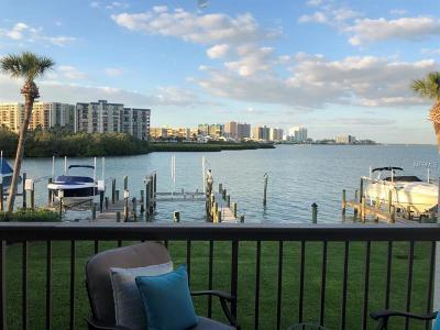 Clearwater Beach Townhouse For Sale: 136 Marina Del Rey Court