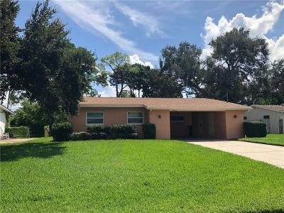 St Petersburg Single Family Home For Sale: 4435 Huntington Street NE