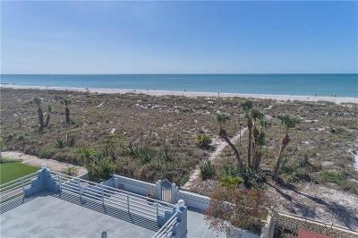 St Pete Beach Single Family Home For Sale: 3608 El Centro Street