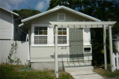 St Petersburg Single Family Home For Sale: 408-410 24th Street N