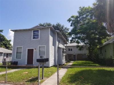 St Petersburg Multi Family Home For Sale: 835 15th Street N