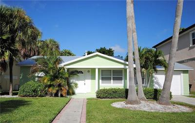 Clearwater Beach Single Family Home For Sale: 866 Lantana Avenue