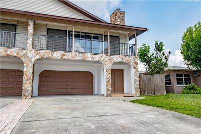 Hernando County, Hillsborough County, Pasco County, Pinellas County Single Family Home For Sale: 7085 Sunset Drive S #B