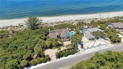 Englewood Single Family Home For Sale: 8470 Manasota Key Road