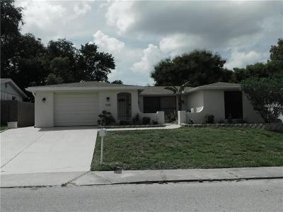 Port Richey Single Family Home For Sale: 9315 Rainbow Lane