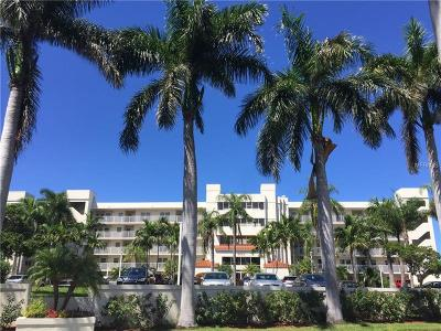 Saint Petersburg, St Petersburg Condo For Sale: 6083 Bahia Del Mar Circle #460