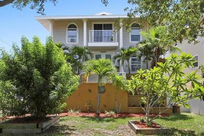Indian Rocks Beach Multi Family Home For Sale: 1811 Gulf Boulevard