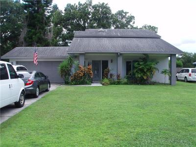 Clearwater Single Family Home For Sale: 1920 Levine Lane