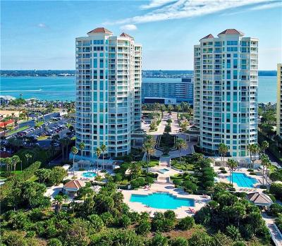 Clearwater Beach Condo For Sale: 1170 Gulf Boulevard #1201