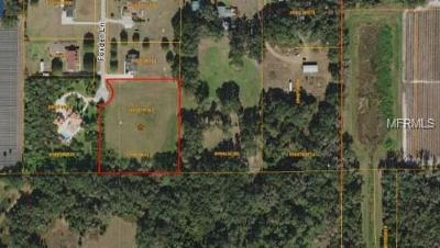 Plant City Residential Lots & Land For Sale: 3202 Foxden Lane