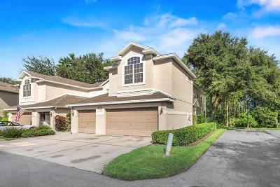 Palm Harbor Townhouse For Sale: 3613 Country Pointe Place