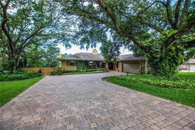 Palm Harbor Single Family Home For Sale: 765 Maple Ridge Road
