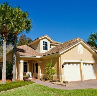 New Port Richey Townhouse For Sale: 7311 Gaberia Road