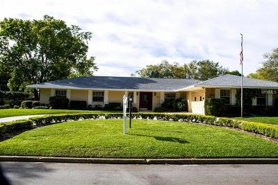 Maitland Single Family Home For Sale: 2514 Saginaw Trail