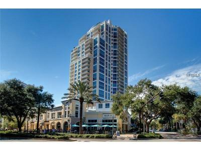 St Petersburg Condo For Sale: 400 Beach Drive NE #203