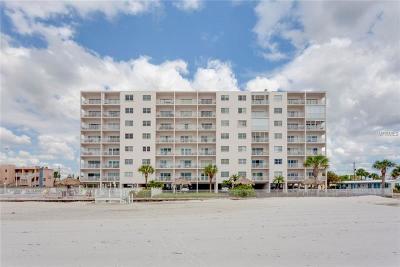 Madeira Beach, Madiera Beach Condo For Sale: 13500 Gulf Boulevard #104