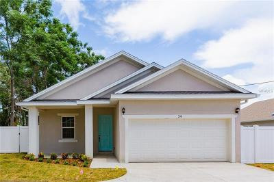 Clearwater Single Family Home For Sale: 1352 Admiral Woodson Lane