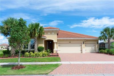 Kissimmee Single Family Home For Sale: 3709 Dockside Drive