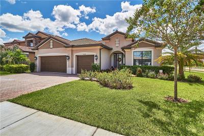 Palm Harbor Single Family Home For Sale: 2564 Grand Cypress Boulevard